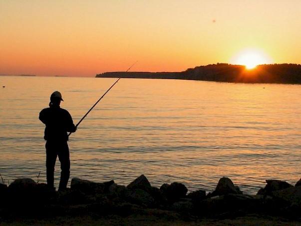 был судим за рыбалку