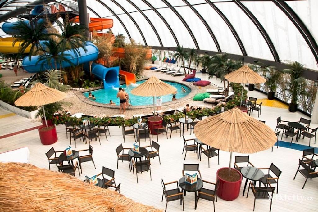 Asia park, торгово-развлекательный центр астана